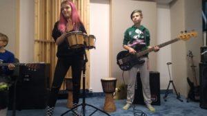 Warsztaty muzyczne Pobite Gary :)